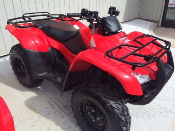 Used 2013 Honda TRX 420 Canadian Trail Edition