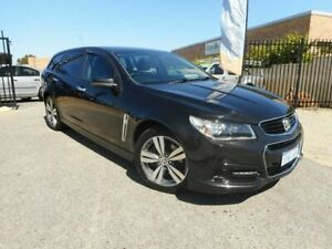 2013 Holden Commodore VF SS Black 6 Speed Automatic Sportswagon Wangara Wanneroo Area Preview