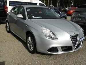 2013 Alfa Romeo Giulietta Progression 1.4 Silver 6 Speed Auto Dual Clutch Hatchback South Nowra Nowra-Bomaderry Preview