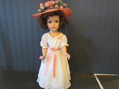 "R&B Arranbee 1950's Vintage Hard Plastic Nancy Lee 17""  Fashion Doll RARE & HTF!"