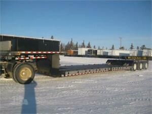 Muvall hyd detach equipment trailer