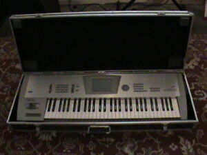 Korg trinity synth package