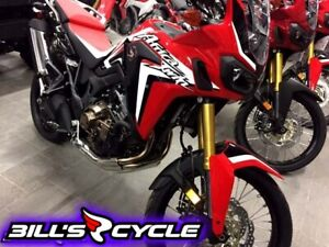 2017 HONDA On Road CRF 1000 LDRH   Africa Twin Red Rally
