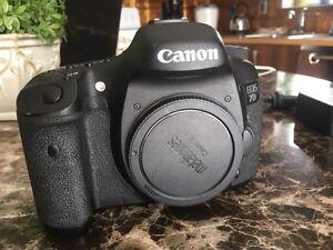canon 7D 42000 clic