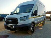 2019 Ford Transit 2.0TDCi 130PS ( EU6 ) RWD 350 L3H3 ** BREAKING SPARES PARTS **