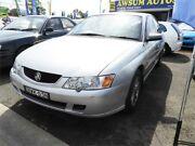 2004 Holden Commodore VY II Acclaim Metallic Silver Automatic Sedan Minchinbury Blacktown Area Preview