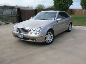 2003 Mercedes-Benz E-Class E320 4Matic Sedan