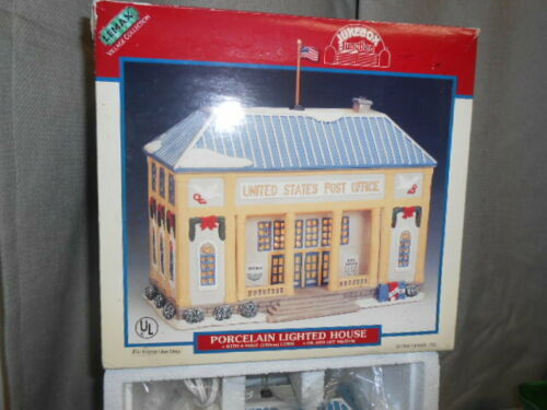Lemax 1998 Village Christmas Post Office #85290