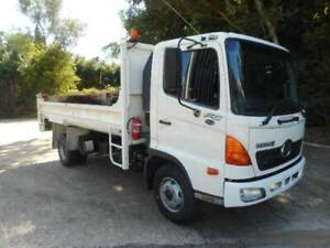 FC HINO 2007 Tipper Forest Glen Maroochydore Area Preview