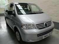 09 VOLKSWAGEN TRANSPORTER DRIVE FROM CHAIR