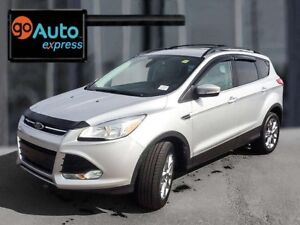 2013 Ford Escape SEL, 2.0L Ecoboost, AWD, 300A, Leather, My Ford