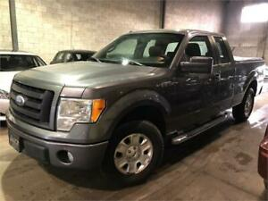 2009 FORD F-150 STX SUPERCAB 8 CYLINDRES 4.6L ***149,000KM*** !