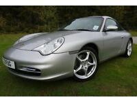 Porsche 911 996 Facelift Targa