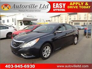 2014 Hyundai Sonata GLS Bluetooth heated seats
