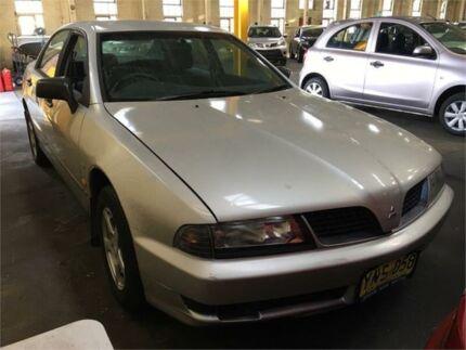 2003 Mitsubishi Magna TJ Series 2 Executive Cream Sports Automatic Sedan
