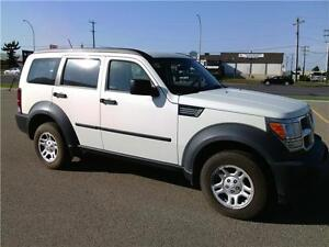 2008 Dodge Nitro SXT Great Condition, low kms, We finance All!