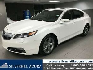 2014 Acura TL Technology Package SH-AWD