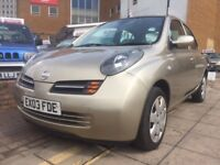 cheap low mileage! only 39,000 nissan micra! great value!