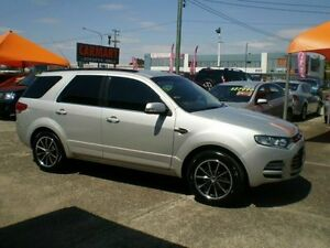 2011 Ford Territory Silver Automatic Wagon Woodridge Logan Area Preview