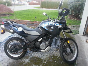 bmw g 650 gs sertao for sale