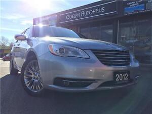 2012 Chrysler 200 Limited - Accident Free