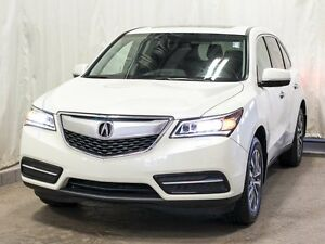 2015 Acura MDX Technology Package SH-AWD w/ Navigation, Rear DVD