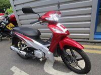 Honda AFS110 Wave