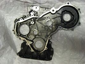 Renault Espace Rear timing plate 2.2DCI G9T