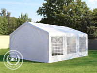 Perfect 04x06 Garden Marquee for Event & Party 06x04 Gazebo Tent - Unused - Special Price