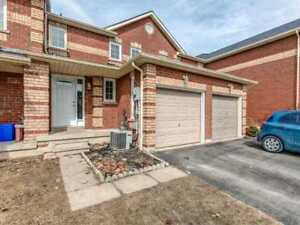 Move In Ready! 3 Bdrm Freehold Townhouse w/ Fin Bsmnt