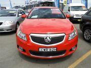 2014 Holden Cruze JH Series II MY14 Z Series Red 6 Speed Sports Automatic Sedan Minchinbury Blacktown Area Preview