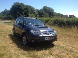 Subaru Forester XC D