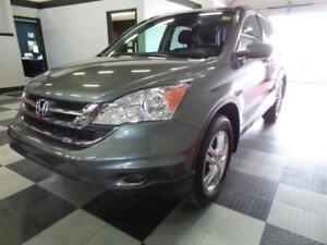 2011 Honda CR-V EX-L/AWD/LEATHER/SUNROOF