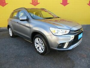 2019 Mitsubishi ASX XC MY19 ES 2WD Grey 1 Speed Constant Variable Wagon Winnellie Darwin City Preview