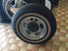 14x7 inch Jelly bean mags and GT radial tyres Holden HT pattern Rockingham Rockingham Area Preview
