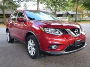 2016 Nissan Rogue SV *BACK UP CAM *PANORAMIC SUNROOF *ALLOY WHEE
