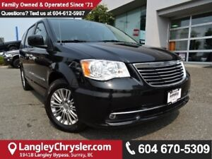2016 Chrysler Town & Country Touring-L W/DUAL DVD, BLUETOOTH...