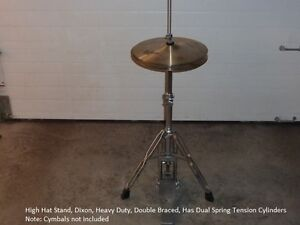 Heavy Duty High Hat Stand