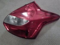 Ford Focus 2011 mk3 rear light o/s