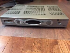Motorola DCT6200 / 1000 Digital Cable Box