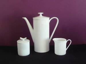 Arzberg coffee pot, jug and sugar bowl Bedford Bayswater Area Preview