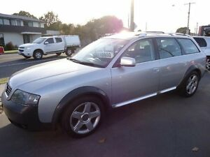 2004 Audi Allroad Quattro C5 Silver 5 Speed Tiptronic Wagon Parkdale Kingston Area Preview