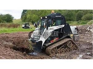 SALE ON NOW! 0% FINANCE EQUIPMENT TEREX ASV & ATTACHMENTS