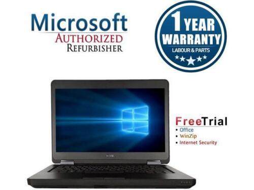 "Refurbished Dell Latitude E5440 14.0"" Intel Core i5-4300U 1.9GHz 8GB DDR3 1TB DV"