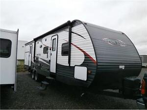 2016 DUTCHMEN ASPEN TRAIL 3010 BHDS! USED 3 TIMES! $26495!! London Ontario image 1