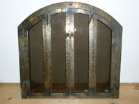 Portes pour foyer / Fireplace glass doors