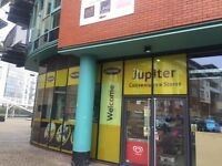 SHOP LEASE FOR SALE - OFF LICENSE IN CITY CENTRE