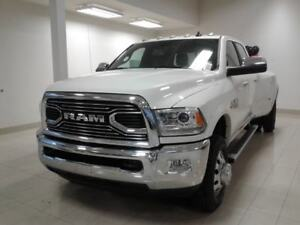 2018 Ram 3500 Longhorn LIMITED Ens. Limited, Toit ouvrant, Suspe