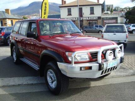 1999 Nissan Patrol Wagon New Town Hobart City Preview