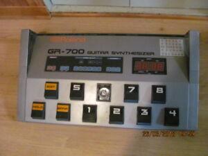 Module Roland GR-700 ( PRIX RÉDUIT )